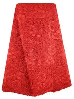 Elegant Dress Lace Exclusive Voile Lace Swiss Voile Lace Cord Lace CL001 silver