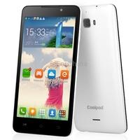 Coolpad F1W 8297W 8GB White, 5.0 inch 3G Android 4.2 Smart Phone, MTK6592 1.7GHz Octa Core, RAM: 2GB, Dual SIM, WCDMA & GSM