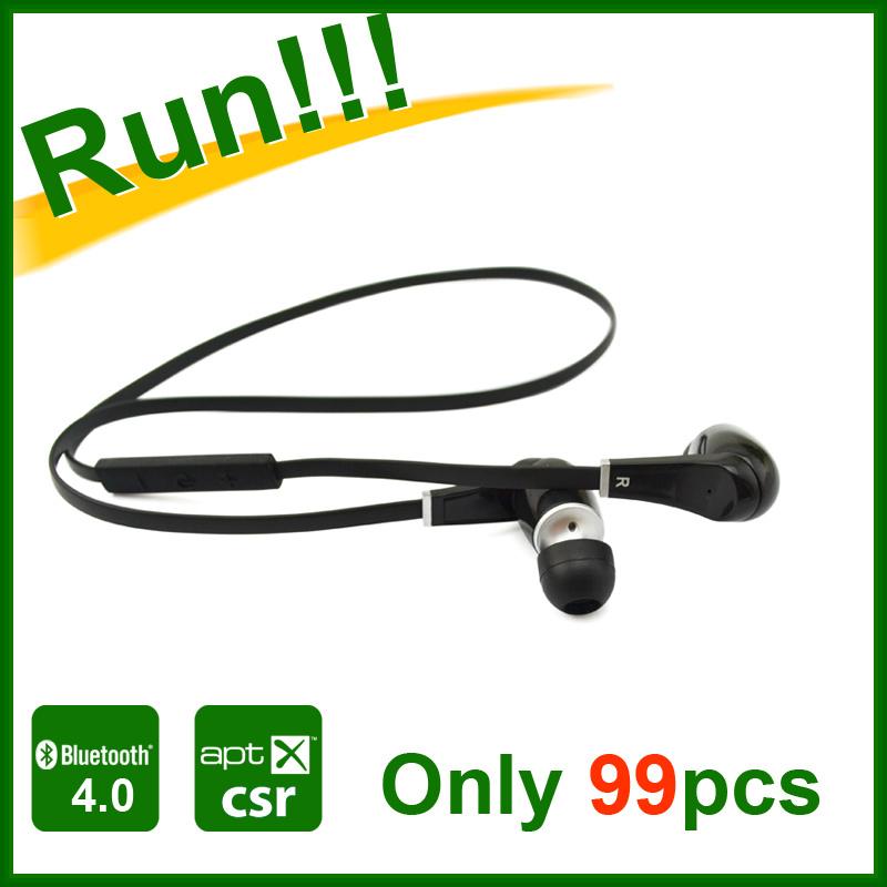 V4.0 bluetooth stereo-headset kopfhörer mit integriertem Kontrolle, kabelloser hifi- Musik kopfhörer mit mikrofon für iphone, sansung, htc