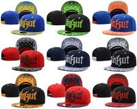 unkut Snapback hats Men's baseball caps adjustable football sports hat cap NEW Fashion many styles Hip-Hop cap