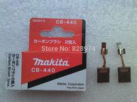 Free Shipping 2pcs/pack Carbon Brush, Makita CB-440