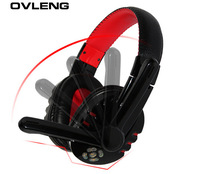 New 2014 OVLENG 3pcs/lot V8 Wireless Bluetooth Stereo Earphone Headphone Headset with Microphone Freeshipping