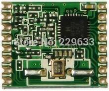 RFM69HW RFM69 FSK transceiver module 20dBm Frequency 315/433/868/915MHZ(China (Mainland))
