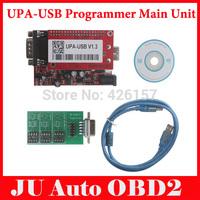 New UPA USB Programmer for 2013 Version Main Unit for Sale UPA-USB Programmer V1.3 With DHL Shipping