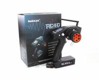 Freeshipping RadioLink RC3S 2.4G 4CH Gun Controller Transmitter + R4EH-G Gyro Inside Receiver