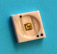 2pcs of free shipping uvb 0.5-1.0mW 310nm leds 140 degree reliable manufacturer(RoHS passed)