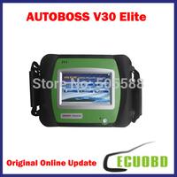 100% Original SPX AUTOBOSS Elite Super Scanner AUTOBOSS V30 Elite Update Online Support Multi-brand Vehicles Multilanguages