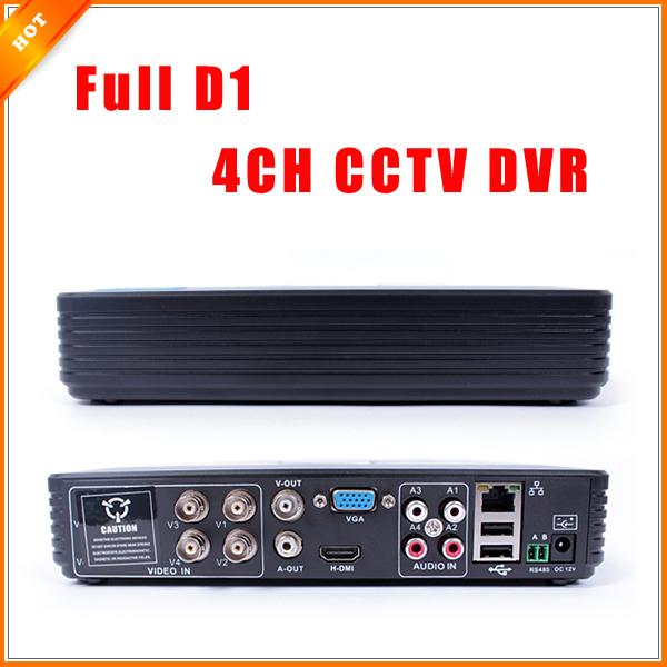 Full D1 H.264 HDMI Security System CCTV DVR 4 Channel Mini DVR For CCTV Kit DVR 8 Channel Full D1 15fps Mini DVR 1080P CCTV NVR(China (Mainland))