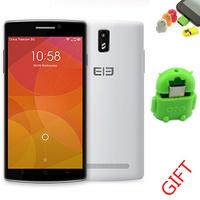 Original Elephone G5  5.5inch IPS Screen Cell Phones MTK6582 Quad Core 1280*720 1GB RAM 8GB ROM 13.0MP Camera GPS Smartphone