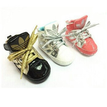 Retail Fashion PU  walker  baby shoes  girl and boy shoes newborn shoes Free shipping(China (Mainland))