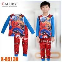 Girls Frozen Princess Clothing set Kids Autumn -Summer Pajamas Sets New 2014 Wholesale Children LongSleeve Sleepwear X-448