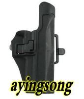 Blackhawk CQC Airsoft P226 hard plastic tactical holster Black
