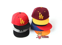 New Arrival~ Free Shipping Snapback Hat LA Brand Hip Hop Cap 100%Cotton Baseball Caps 1Pc/lot