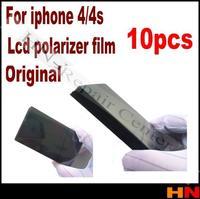 10pcs original  LCD Polarization Polaroid Film fit for iPhone 4G 4S LCD seperation
