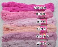 linen thread,Crochet line,lace yarn filament Hand woven thread, Pure Cashmere Yarn for Hand Knitting yarn for crocheting 40