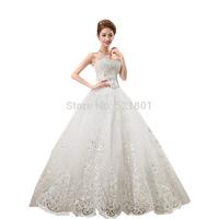 ball gown weddings lace sexy luxury wedding dress vestido noiva renda crystal wedding dresses vestidos de novia casamento