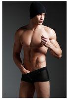 Men's Sexy Underwear Boxer Shorts Underpants 3pcs/lot Modal men's cotton underwear free shipping