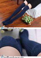 Free shipping Twist cotton knee socks warm winter f-6
