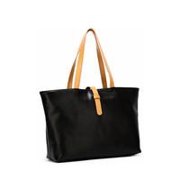 New Arrival Fashion Brand Design Black Shoulder Bag,Crown Cow Leather Classic Handbag,Bolsa De Ombro,Sac A Bandouliere B101