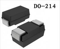 BZG03C200TR Vishay Diode Zener Single 200V DO-214 SMA New BZG03C200