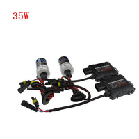 Free shipping 12v  DC 35w Xenon HID kit H1 H3 H7 H9 H11 H13 HID KIT all color 3000k,4300k,6000k,8000k,10000k,12000k