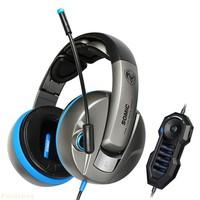 Quality Somic G989 HD Game headphones 7.1 Sound headband Gaming Headset with Mic USB Computer Headphone Earphone Noise Isolating