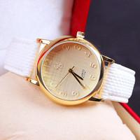 7 colors New Arrival Fashion High Quality Leather Quartz Watch Women Dress Watch 1piece/lot  BW-SB-699