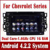 Android 4.2 Head Unit Car DVD Player for Chevrolet Aveo Epica Lova Captiva with GPS Navigation Radio TV BT USB AUX DVR MP3 Audio