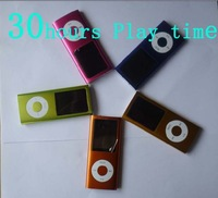 30Hours 4th Gen 16GB mp3 player With High Quality Stereo Headphone recording 9 Colors