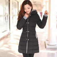 free shipping women's down parkas , high quality women new version down jacket outdoor warm coat jacket 69
