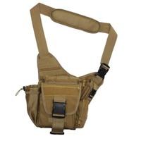 AOKALI Outdoor Diagonal Package Pockets Hiking Saddle Bags of Tactical Saddle Single Shoulder Camera Bag