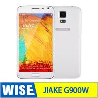 "JIAKE G900W 5.0"" QHD Screen Android 4.2 MTK6582 Quad Core 1.3GHz 1GB RAM 8GB ROM GPS 3G Smartphone"