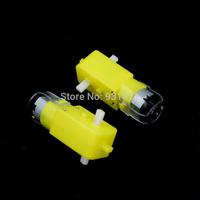 10Pcs/Lot TT Motor Smart Car Robot Gear Motor Free Shipping