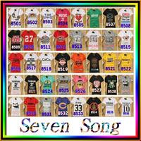 2014 Hot sales! Women's t-shirts  New Summer  lady t shirt  Fashion Short Sleeve  Free Shipping