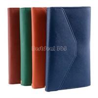 2014 Hot Sale Women Vintage PU leather Clutch Purses Girl Clutch Wallet Phone Bag Card Holder Coin Purse b8 SV003739