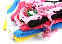 Wholesale 5PCS/LOT Retail Female Pet Dog Physiological Pants Puppy Sanitary Cute Short Panty Pant Striped Diaper Underwear A136