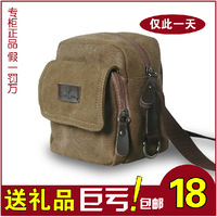 High quality New fashion 2014 Summer men messenger bags men's vintage canvas travel bag desigual bags Free shipping