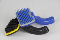 Free Shipping Professional Dog Cat Pet Supplies Tool Hairbrush Grooming Cleaning Dog Hair brush Comb A137