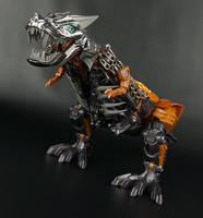 New 2014 arrival Movie 4 Leader Dinobots Robot Dinosaur Tyrannosaurus Grimlock classic toys for boys with box