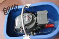 irrigation digging lotus pump, petrol boat pump