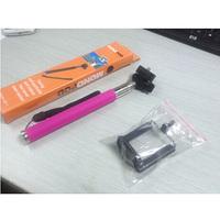 PortableTelescopic Monopod Tripod Light Weight for Digital Camera Camcorder NIB Photo Equipment red
