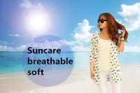 New 2014 Fashion Women  blouse Tops for women Suncare Chiffon t-shirt women camisas femininas women's clothing