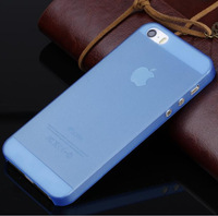 Low Price Ultra-Thin 0.3mm Shell/Cover Fit For Apple Iphone 5 5s 5g case For Phone Cases