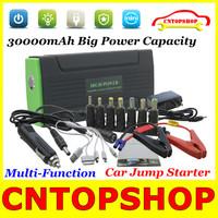 30000mAh 12V Emergency Jump Star Car Power Bank For Car Jump Starter Supply Car Star Engine Auto Emergency  High Power