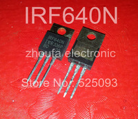 Free shipping IRF640  IRF640N  IRF640NPBF  TO220 in stock