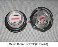 "G 3/4"" Plastic oil sight glass"