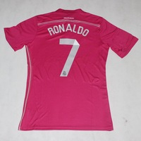 Top! Thailand quality 14 15 Real Madrid Jerseys Ronaldo ALONSO Isco  Di maria RAMOS 2014 Real Madrid shirt Jerseys