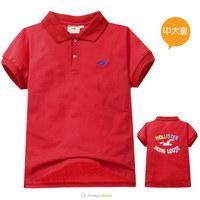 Brand 2014 boys shirt kids summer cotton tops boy tshirts children tees teenager T-shirt Men Teens Boys Casual shirts
