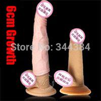 Big Man Penis Extension Sleeve Growth of 6cm Penis Enlarge sleeves Big Cock  Penis extend Sex toys for men