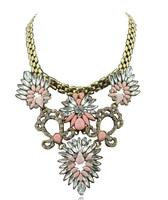 2014 NEW fashion chain summer necklace & pendant bib bubble design pendant choker chunky statement necklace shourouk wholesale